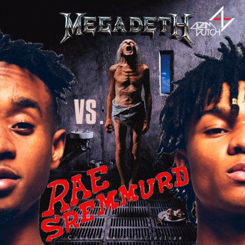 Symphony of Black Beatles (Adam Dutch Mashup) - Rae Sremmurd ft. Gucci Mane vs. Megadeth
