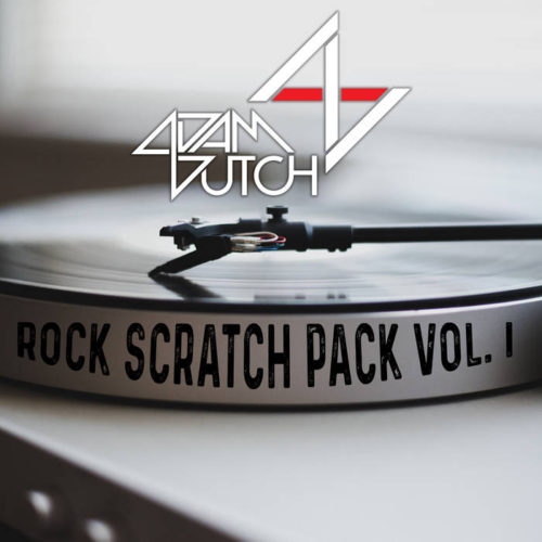Rock Scratch Pack Vol. I (Compiled by Adam Dutch)