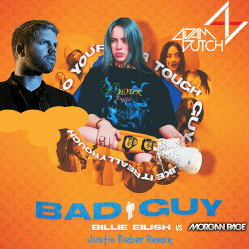 Fight for Bad Guy (Adam Dutch Mashup) - Billie Eilish & Justin Bieber vs. Morgan Page